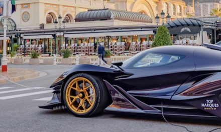 Top Marques Monaco 2021 tickets now available