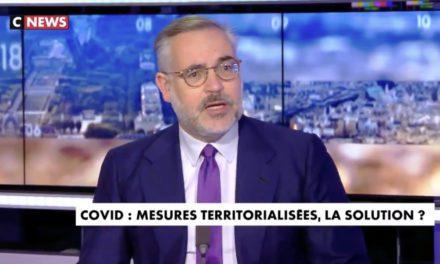 Monaco government calls out C-NEWS presenter for fake news