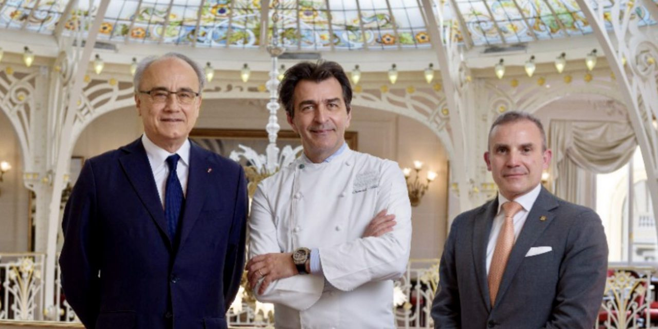 Hôtel Hermitage welcomes star chef Yannick Alléno
