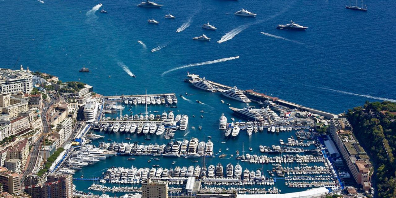 Monaco, the yachting capital of the world