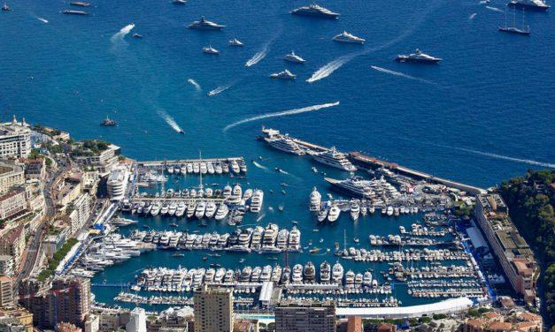 Monaco, the yachting capital of the world