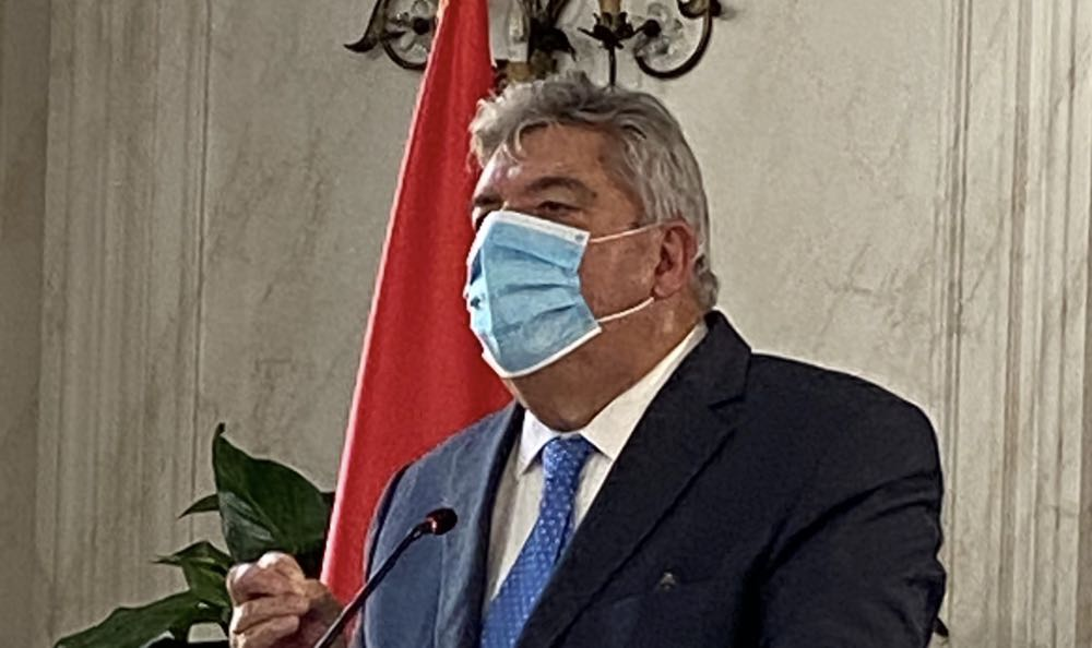 Monaco faces lockdown if virus cases don't fall