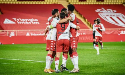 Ben Yedder brace blasts Monaco past Nice