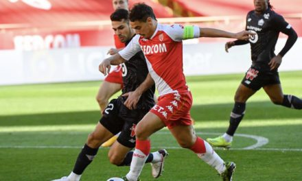 Monaco draw against table-topping Lille