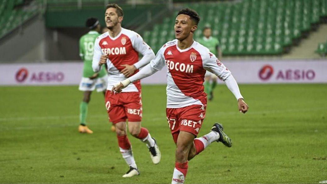 Monaco show no mercy against Saint-Etienne