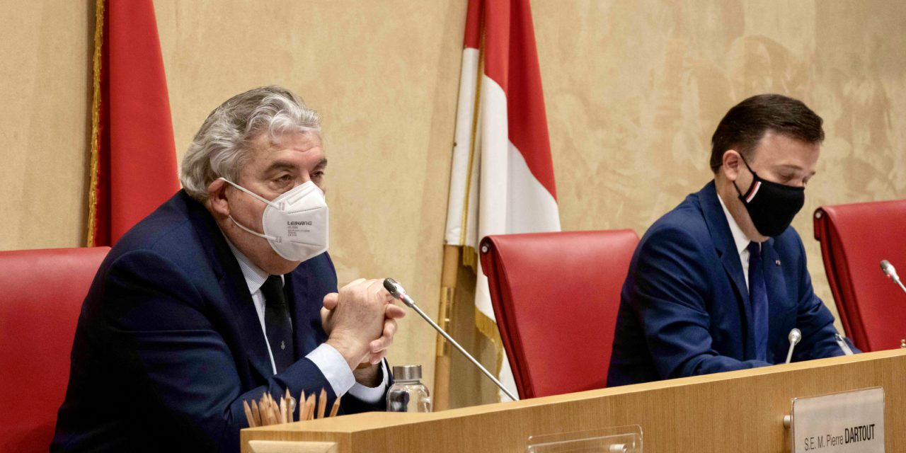 National Council and Government see eye to eye on ending pandemic
