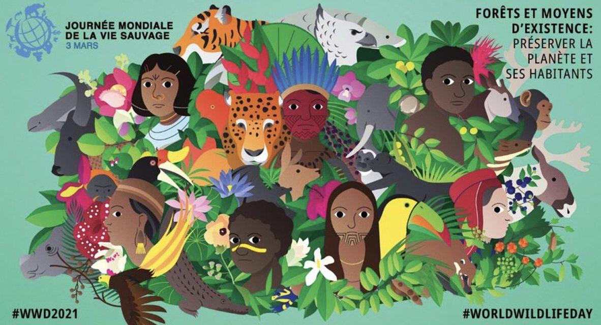 Monaco participates in United Nations World Wildlife Day