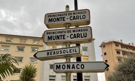 Monaco advises against travel in France