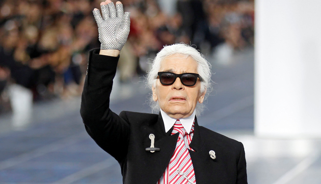 Sotheby's to hold Lagerfeld sale in Monte-Carlo