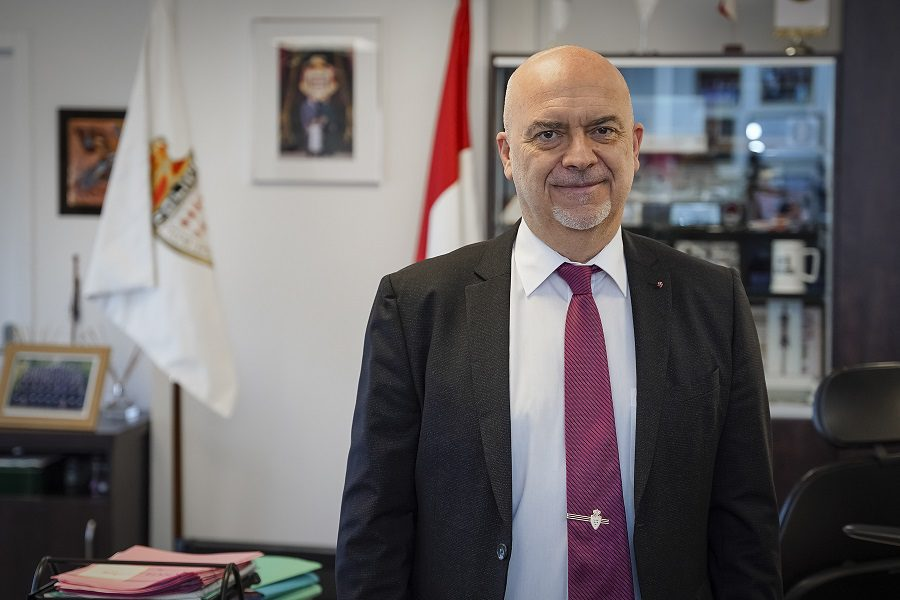 Richard Marangoni promoted Comptroller General of Public Security