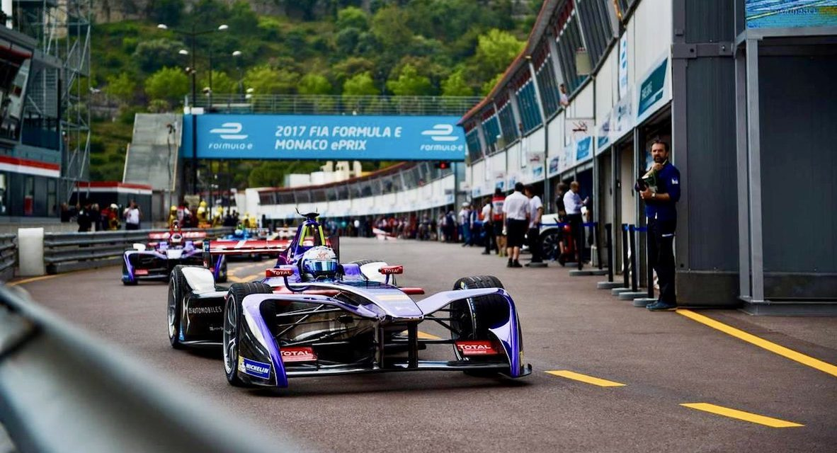 New layout unveiled for 2021 Monaco E-Prix