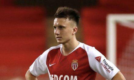 Monaco midfielder Aleksandr Golovin tests positive for coronavirus