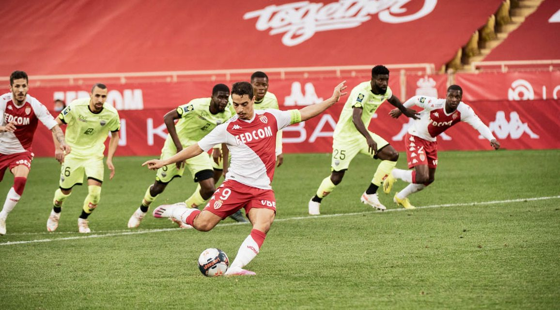 Smooth sailing for Monaco in routine victory over Dijon