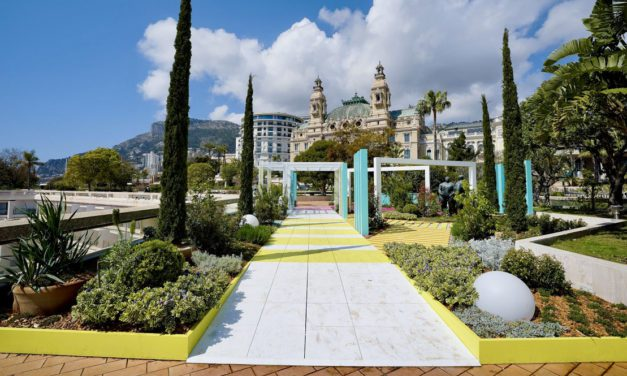 Urban Planning Department participates in Côte d'Azur Garden Festival