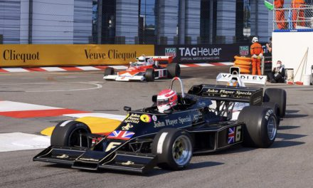 12th Historic Monaco Grand Prix enjoys roaring success
