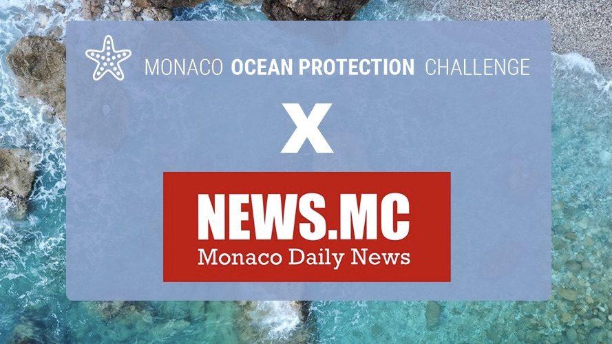 NEWS.MC announces partnership with 2021 Monaco Ocean Protection Challenge