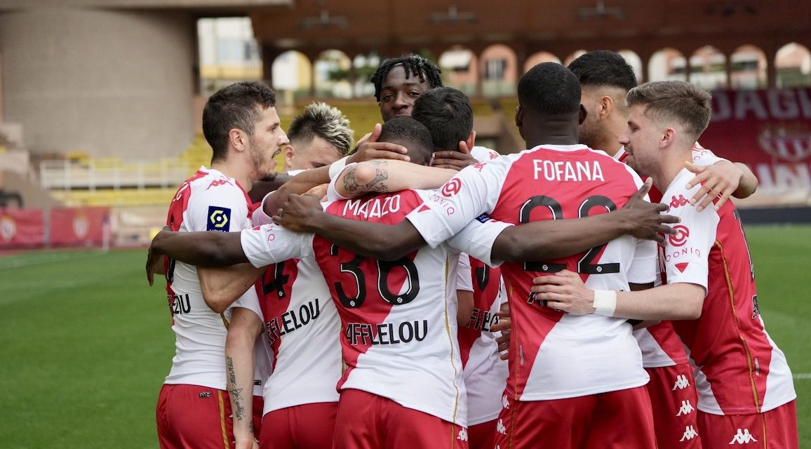 Monaco record memorable victory over Metz