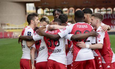 Monaco record memorable victory over Metz