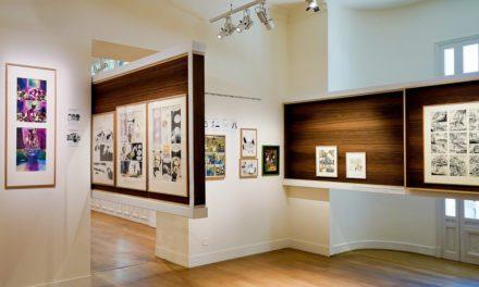 Marginalia exhibition opens in Villa Sauber