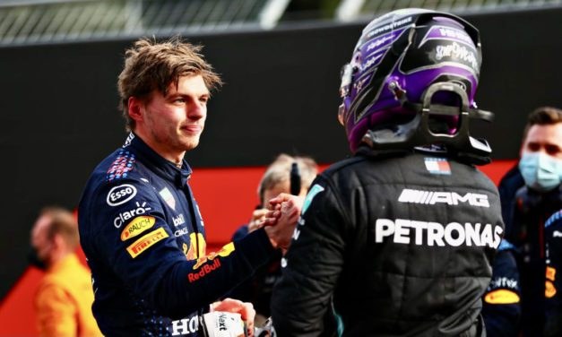 Verstappen soars to victory at Emilia Romagna Grand Prix