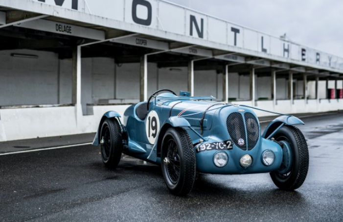 Delahaye from 1936 bound to cause a buzz