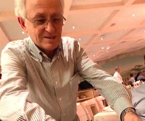 Death announced of local restaurateur 'Gianni'