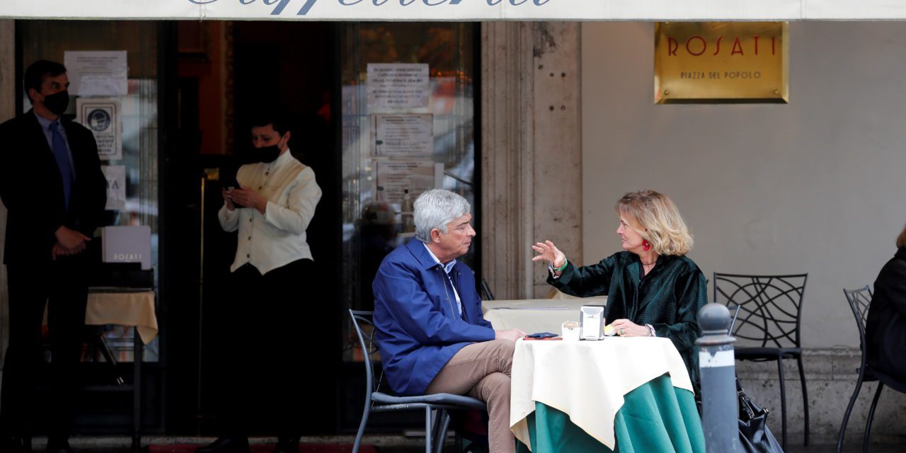 Italy moves to end coronavirus lockdown
