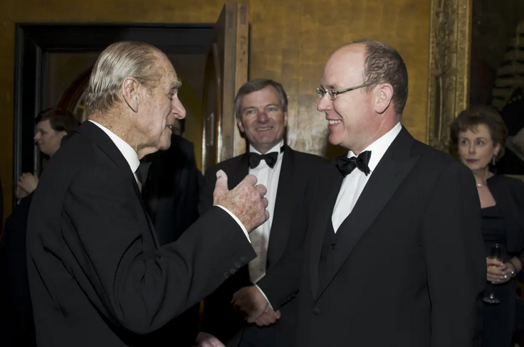 Prince Philip had long and happy association with Monaco