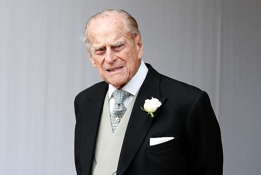 Death announced of Prince Philip