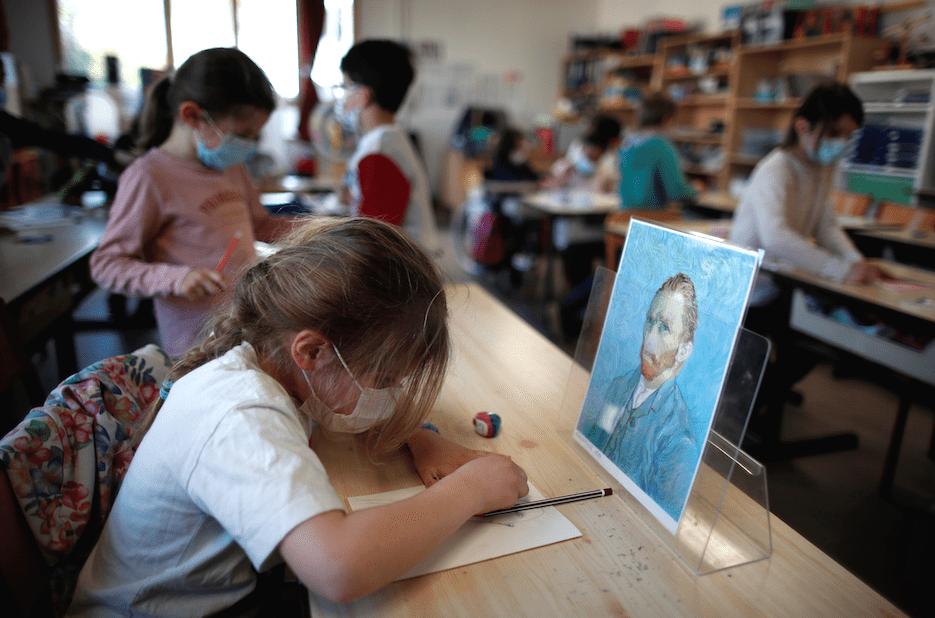 Monaco school holidays brought forward