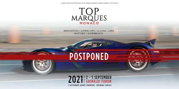Top Marques Monaco pushed back until June 2022
