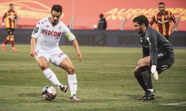Monaco draw against Lens in final game of Ligue 1 season