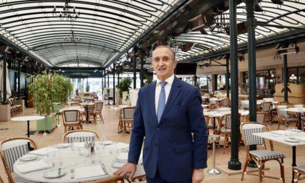Stefano Brancato, 'Mr Café de Paris' Monte-Carlo