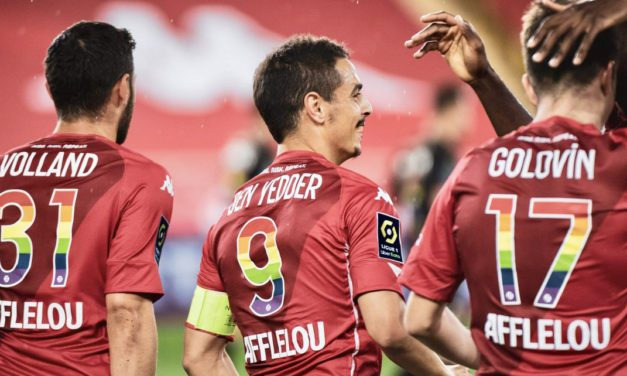 Monaco maintain momentum in victory over Rennes