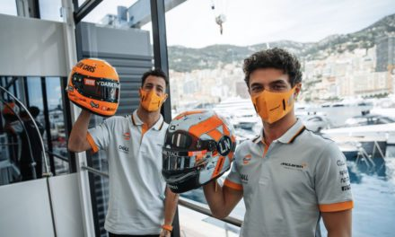 Looking back at the best lids of the 2021 Monaco Grand Prix