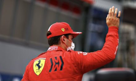 Leclerc claims sensational pole position and crashes in Monaco