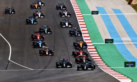 Hamilton soars to victory at 2021 Portuguese Grand Prix