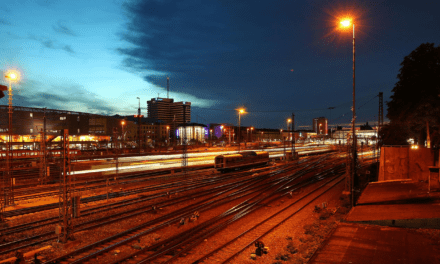 Between night and day on Europe's trains de nuit