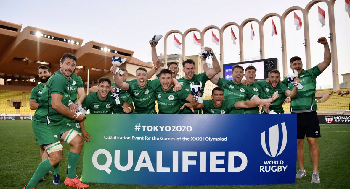 Stade Louis II sees Ireland make history in eventful World Rugby Sevens Repechage
