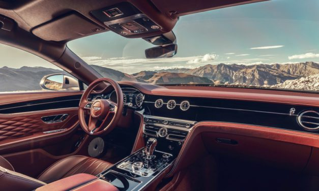This Bentley's interior is the 'Best of the Best' according to Robb Report