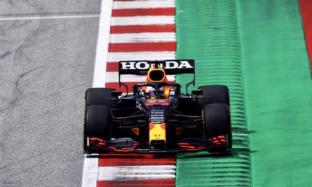 Verstappen cruises to victory in Red Bull territory