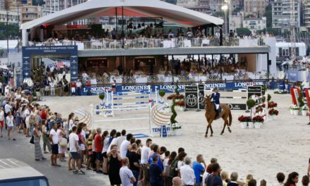 Monaco International Show Jumping returns