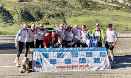 Levmet Monaco raises money to help fund Parkinson's research