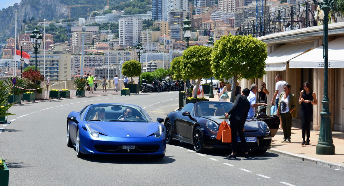 Monaco comes out on top as supercar capital of the world… Again