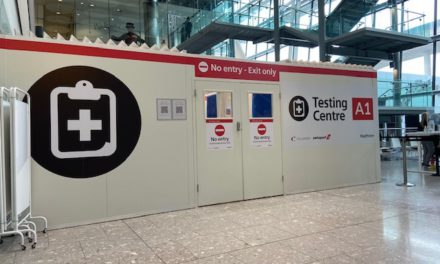 Heathrow gets act together on Covid tests