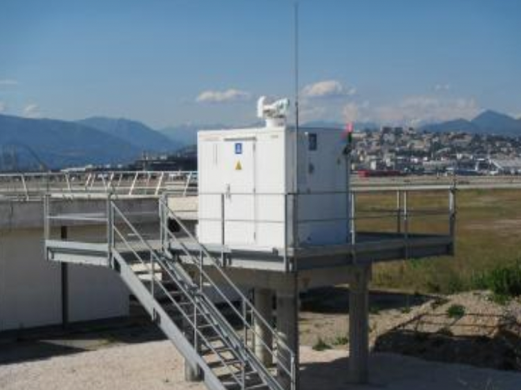 Nice Airport acquires more reliable wind shear detector