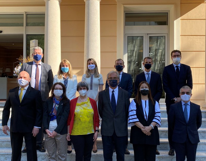 Racism and Intolerance commission visits Monaco