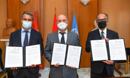 Monaco at the fore in refugee training program