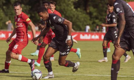 AS Monaco victorious in friendly fixture against RB Salzburg