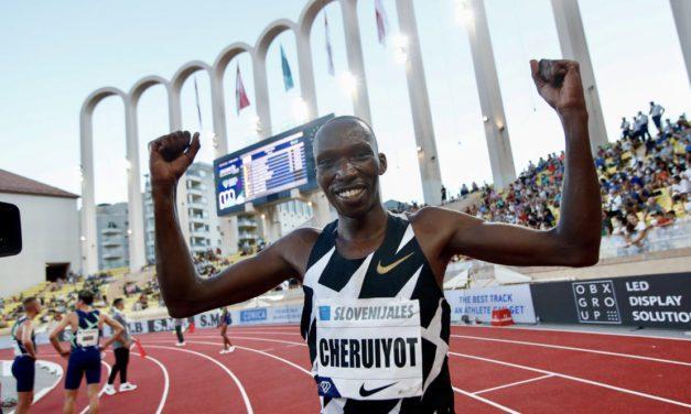 Herculis Athletics meet sees several records smashed at Stade Louis II